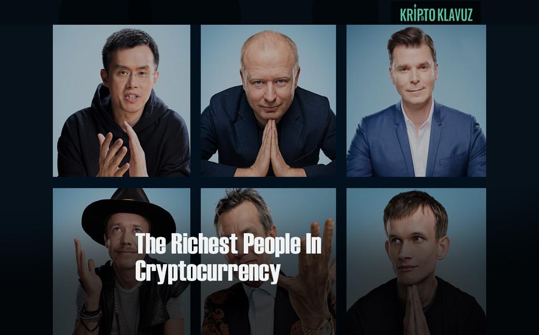 Çin Zenginleri Listesi Kripto Para Girişimcilerini de İçeriyor