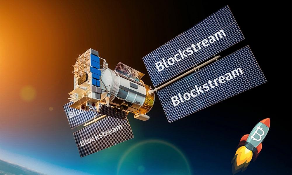Blockstream'ın Yeni Blockchain Tabanlı Yayın Uydusu