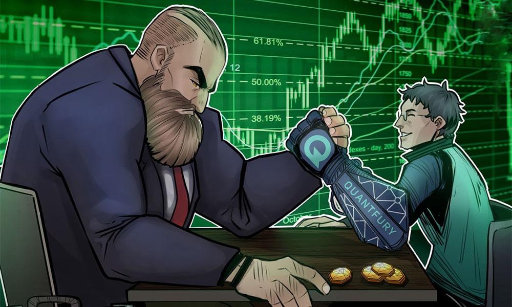 Fintech Kripto Ticaret Mobil Uygulama