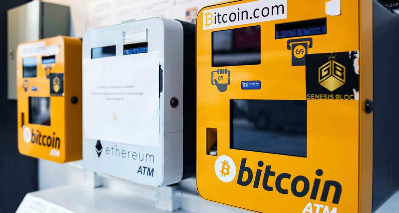 Dünyadaki yeni kripto ATM sayısı, son kripto pazarının çökmesine rağmen artmaya devam ediyor.