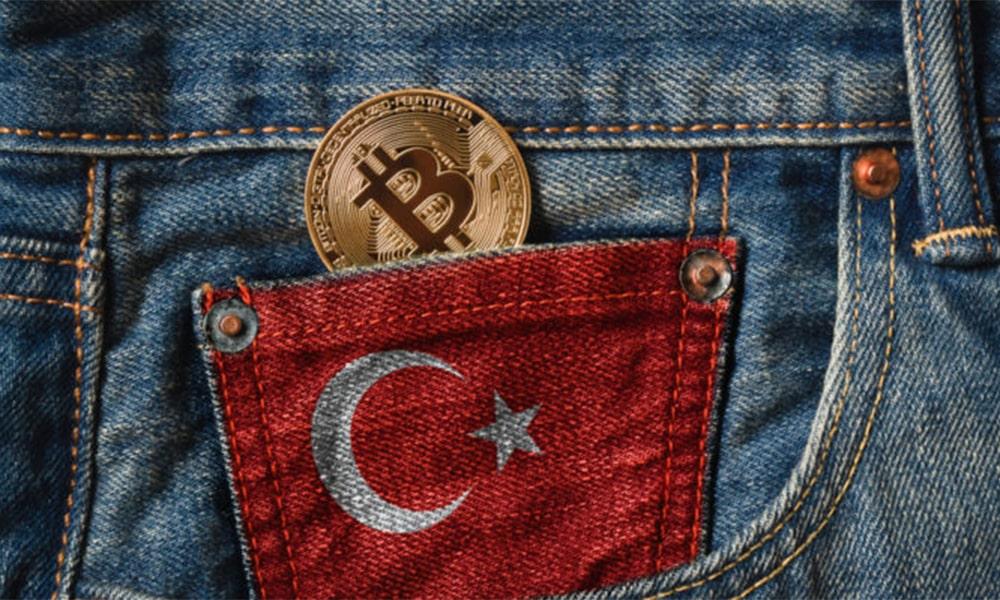 Türkler Sermayelerini Türk Lirası Yerine Bitcoin Olarak Tutuyorlar