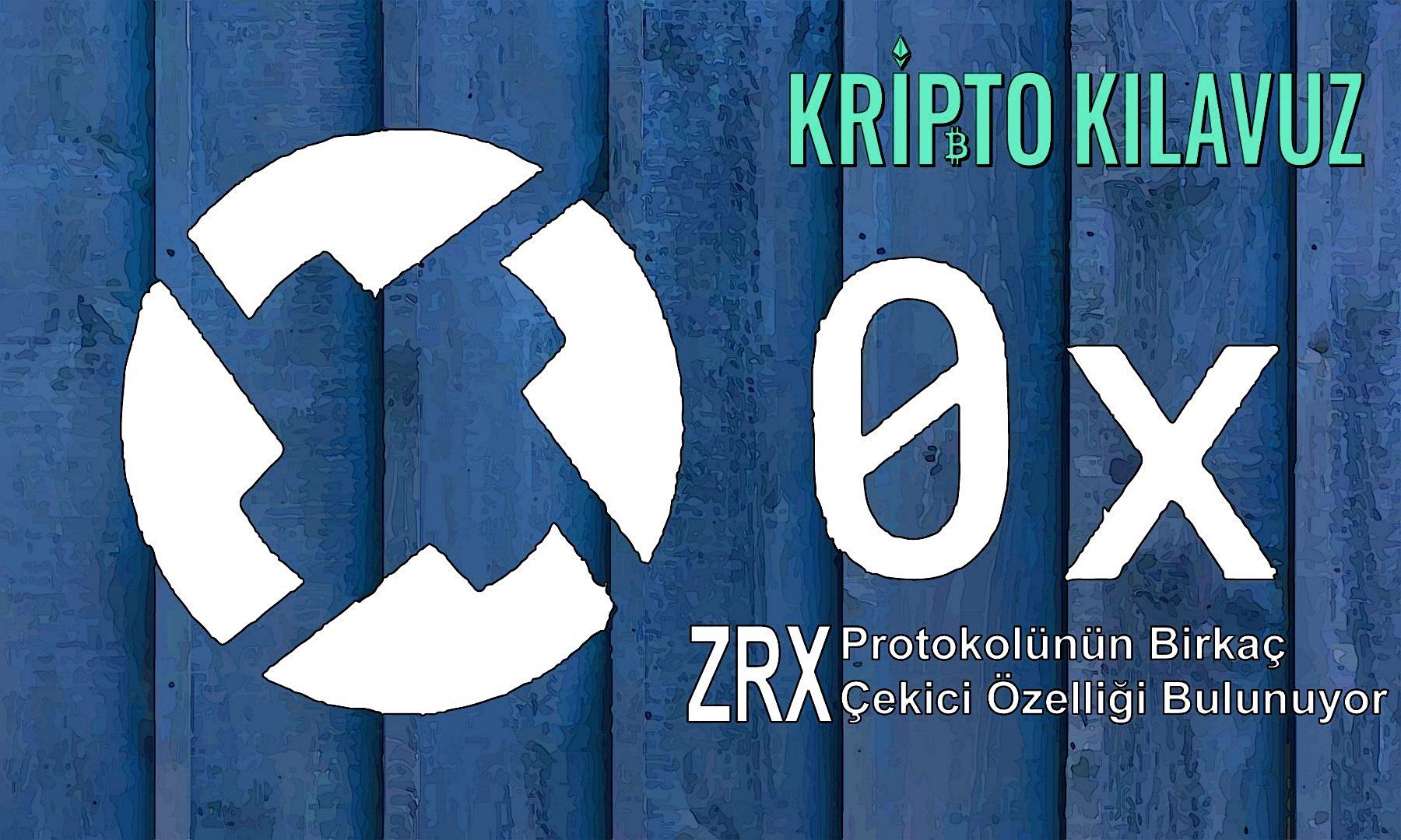 ZRX protokolünün birkaç çekici özelliği bulunuyor