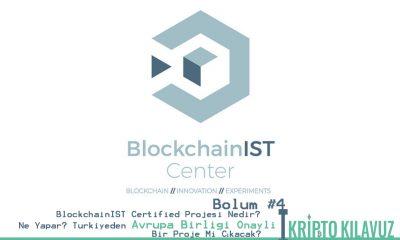 BlockchainIST Certified Projesi
