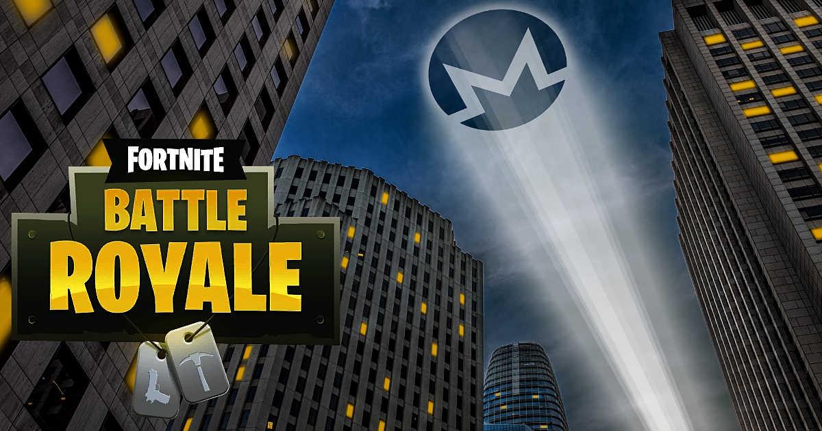 Fortnite Oyunu Gelen Tweetler Üzerine Kripto Para Ödemesi Almaktan Vazgeçti!
