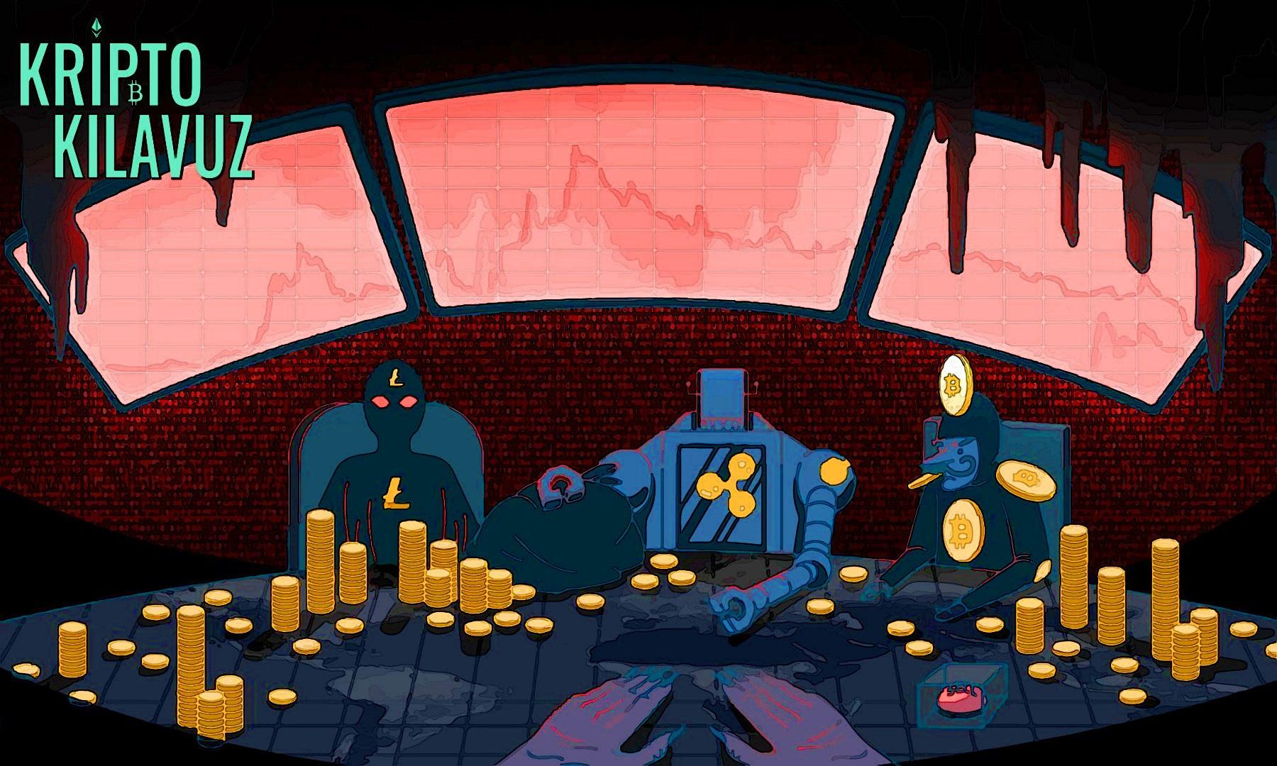 Kripto Para Suçları 2018 Yılında Tavan Yaptı