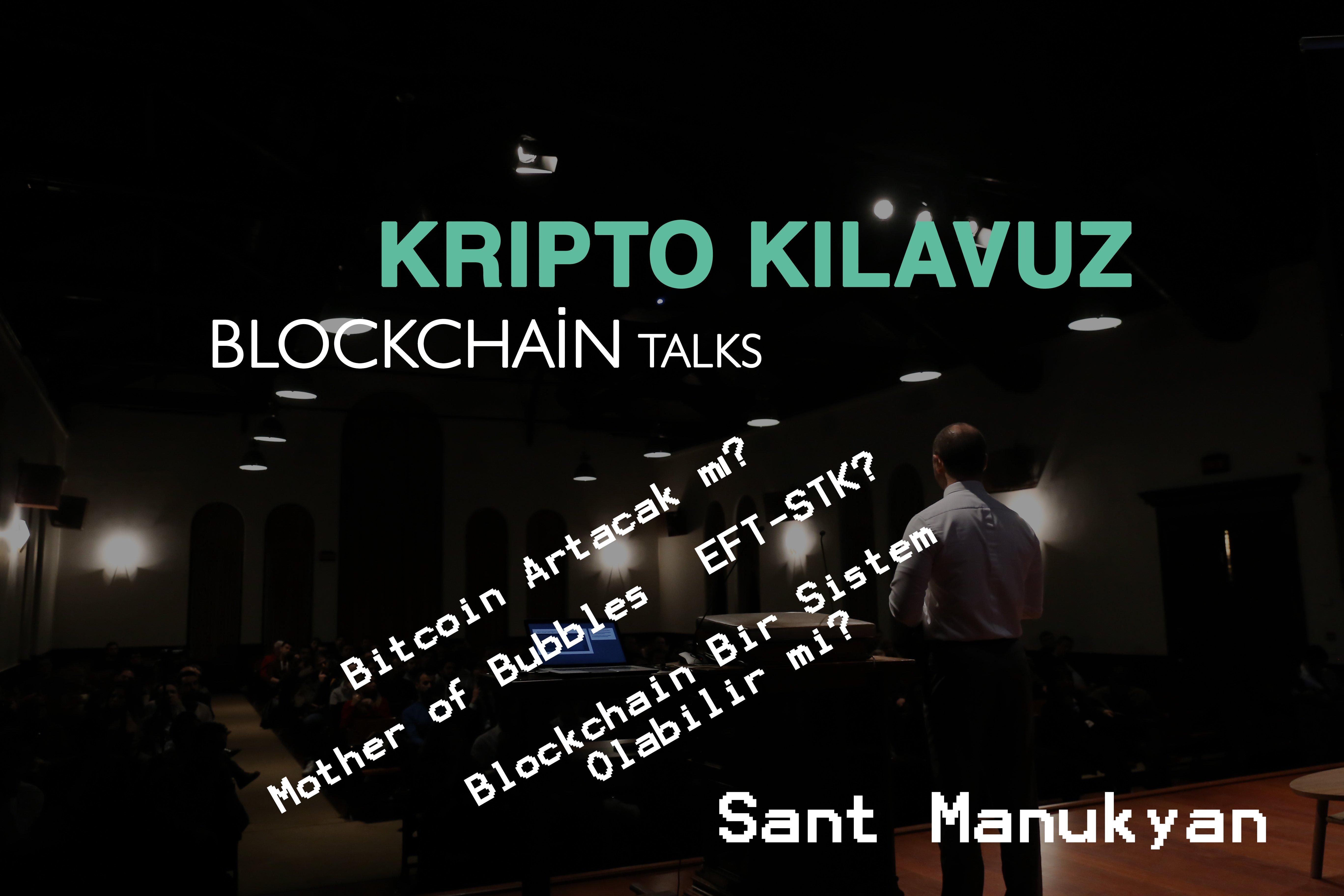 Kripto Kılavuz Bitcoin Talks Etkinliğinden