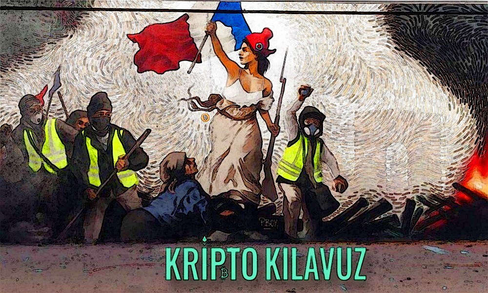 Paris'deki 1000 $ 'lık Bitcoin Sokağı Duvar Yapbozu Çözüldü