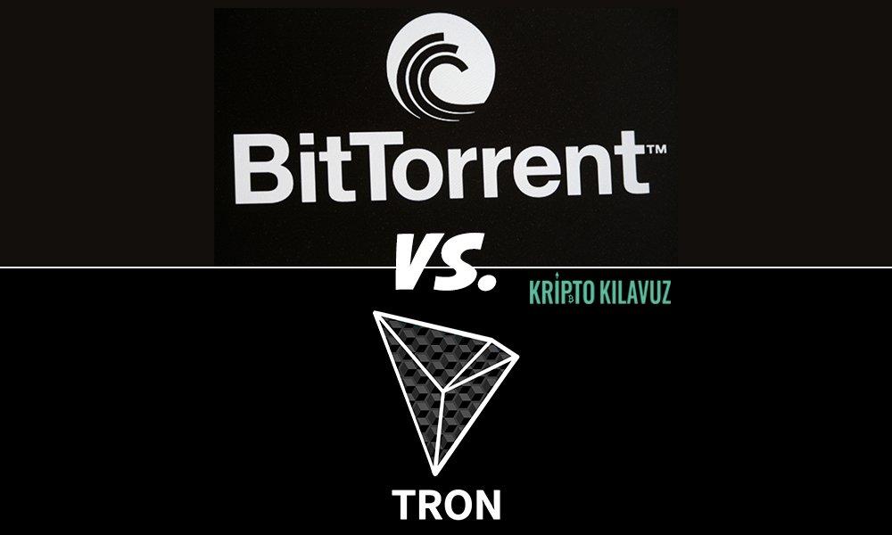 Tron Hiçbir Şekilde BitTorrent'in Tokenlerini Yönetemeyecek