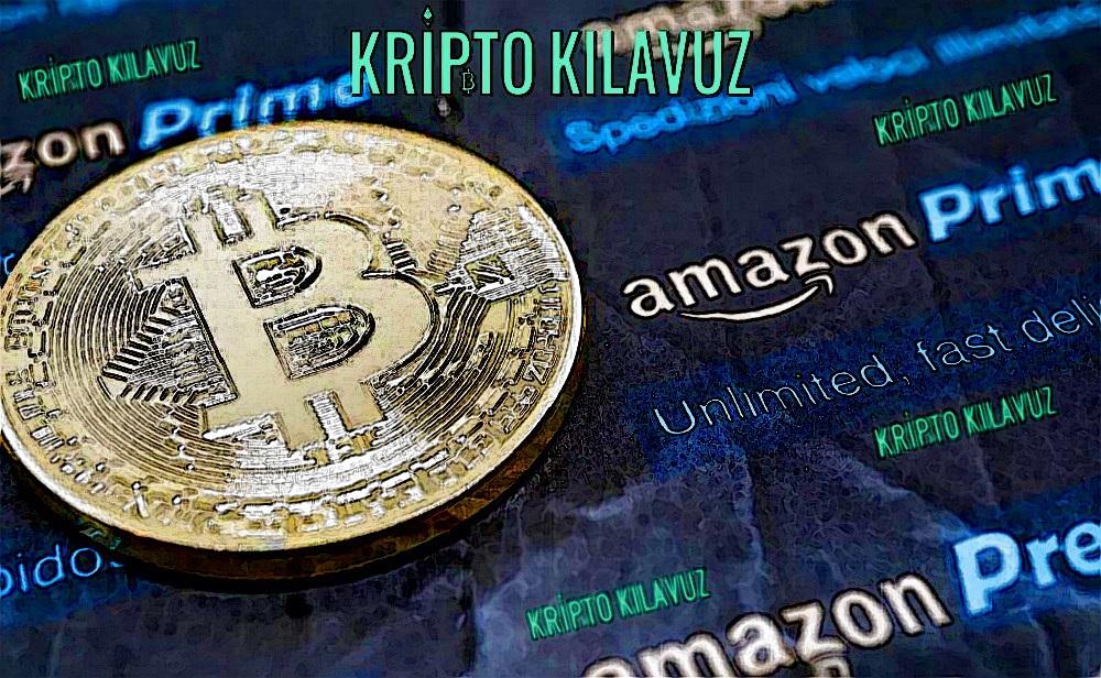 Alışverişçilerin %13'ü Amazon Kullanarak Bitcoin Almak İstiyor
