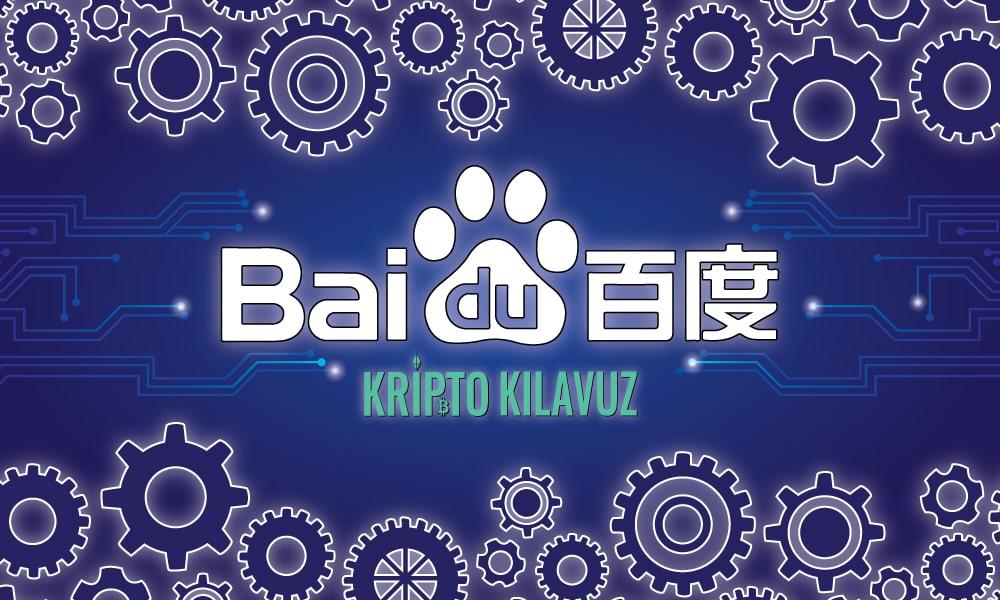 Baidu, dApp Geliştiricileri için Blockchain Motorunu Başlattı