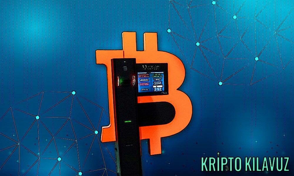 Bitcoin ATM'lerinin Sayısı Şaşırtıcı Derecede Artıyor