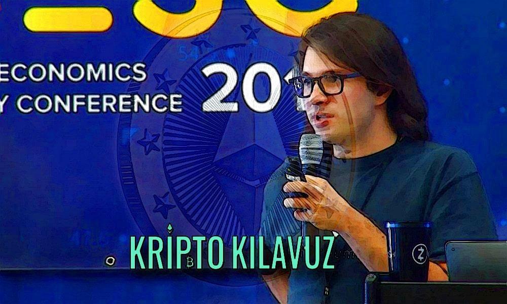 CasperLab Blockchain Baş Mimarı Vlad Zamfir!
