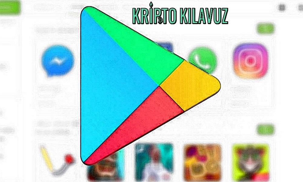Dikkat! Google Play Store'dan İndirdiğiniz Uygulamalar Kripto Paralarınızı Çalabilir!