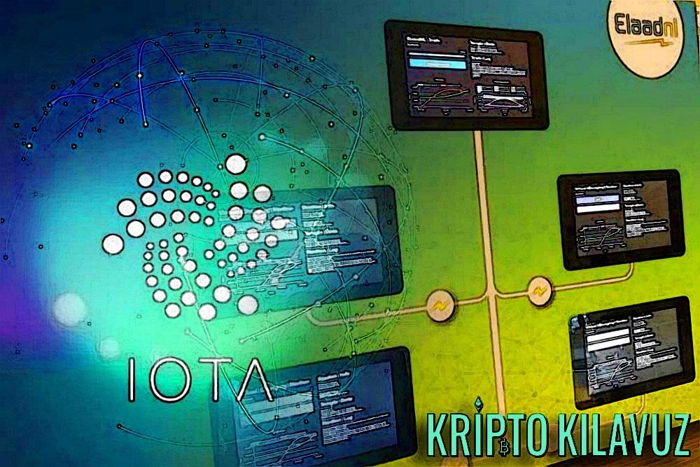 IOTA Kullanarak Özerk Akıllı Elektrik Şebekesi