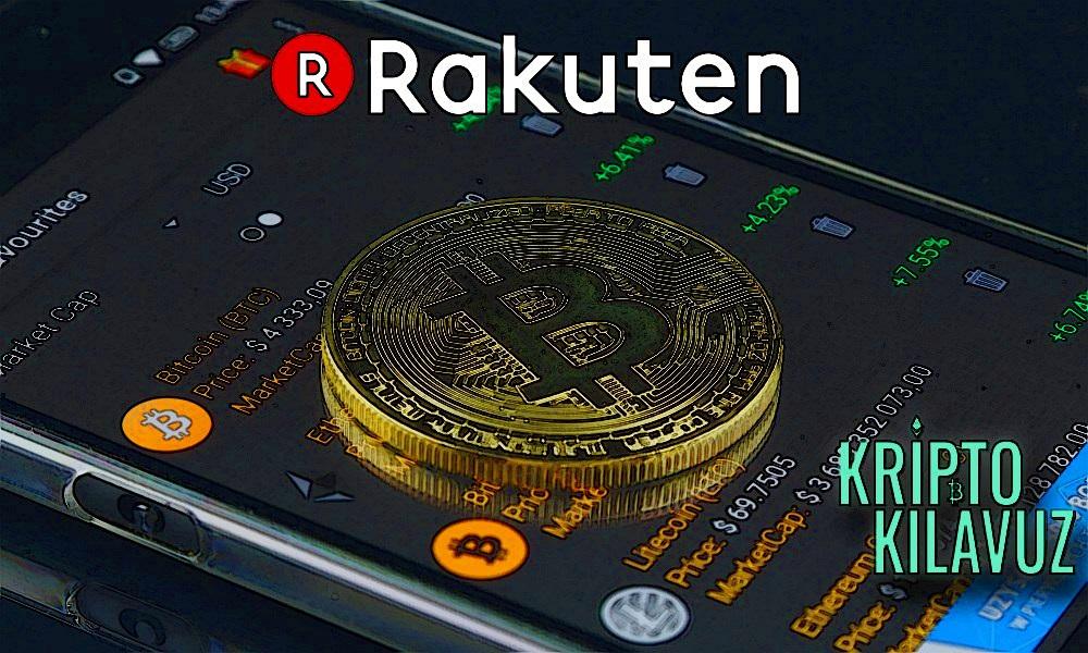 Japonya E-Ticaret Devi Rakuten Yeni Ödeme Uygulaması Kripto Paralarla Olacak