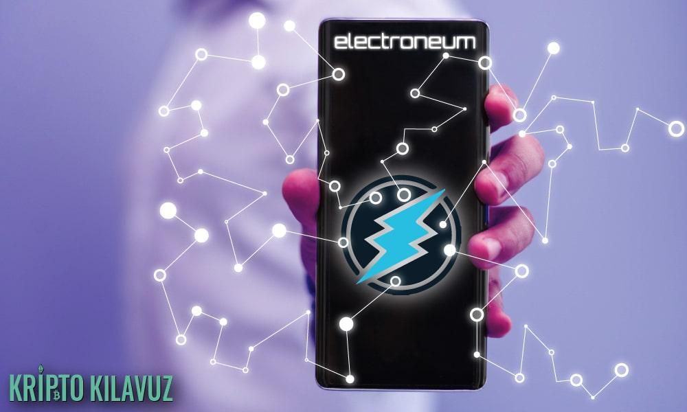 Kripto Para Firması Electroneum ile Kripto Madenciliği Yapabilen Akıllı Telefonunu Duyurdu!
