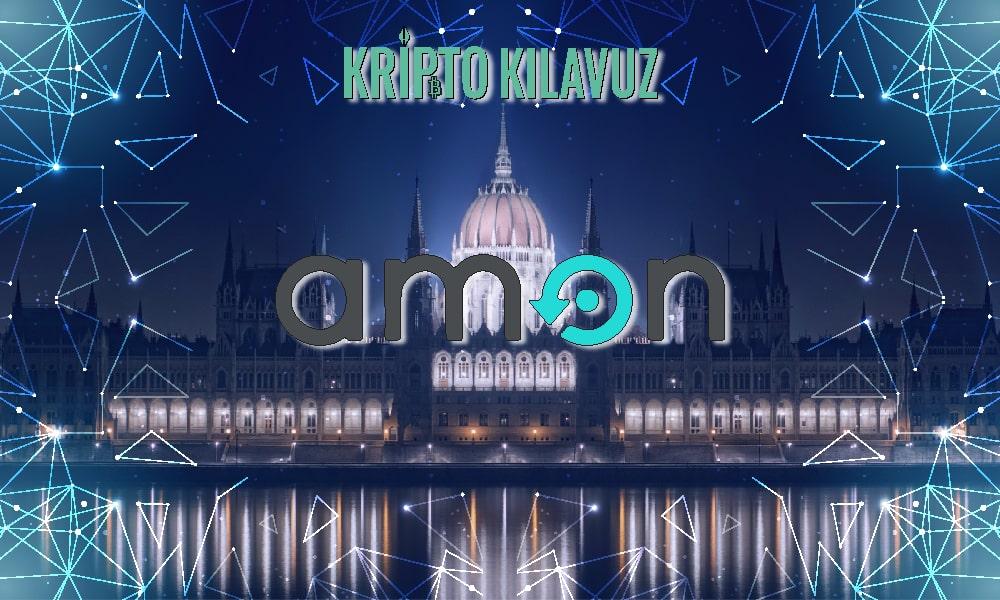 Kripto Para Cüzdanı Amon Macaristanın En Büyük Dördüncü Bankası İle Ortaklığını Duyurdu
