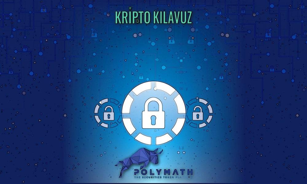 Güvenli Token Platformu Polymath 5 Yıl İçin 75 Milyon Token'ı Kilitledi