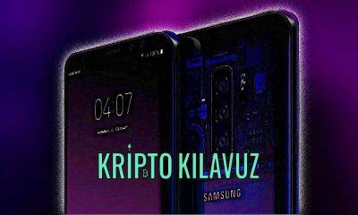 Samsung Bu 3 Yolla Dünyanın Kripto Paraya Bakış Açısını Değiştirecek!