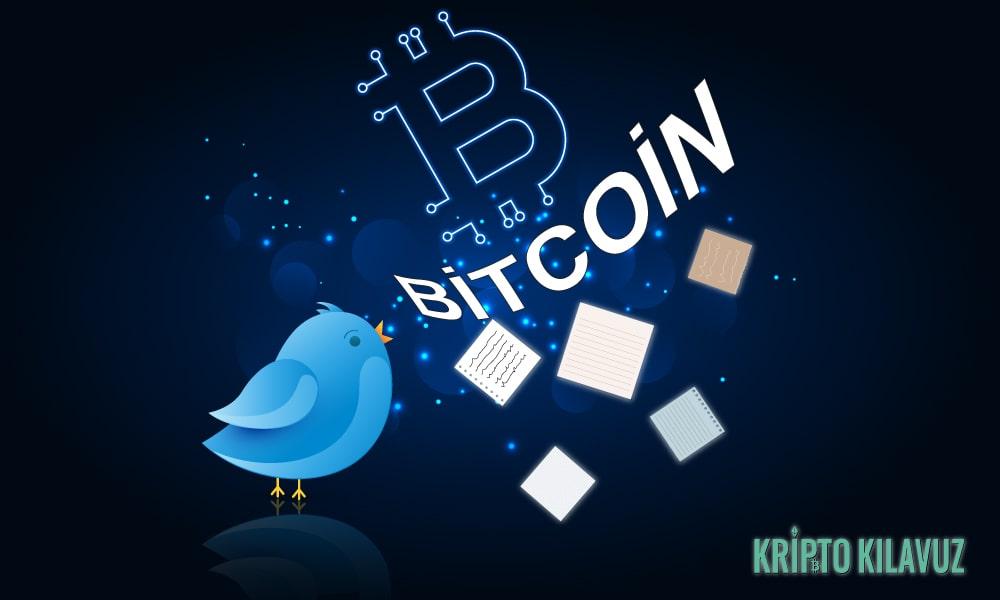 Yeni Web Uzantısı, Kullanıcıların Twitter'da Bitcoin İle Bahşiş Atabilmelerini Sağlıyor