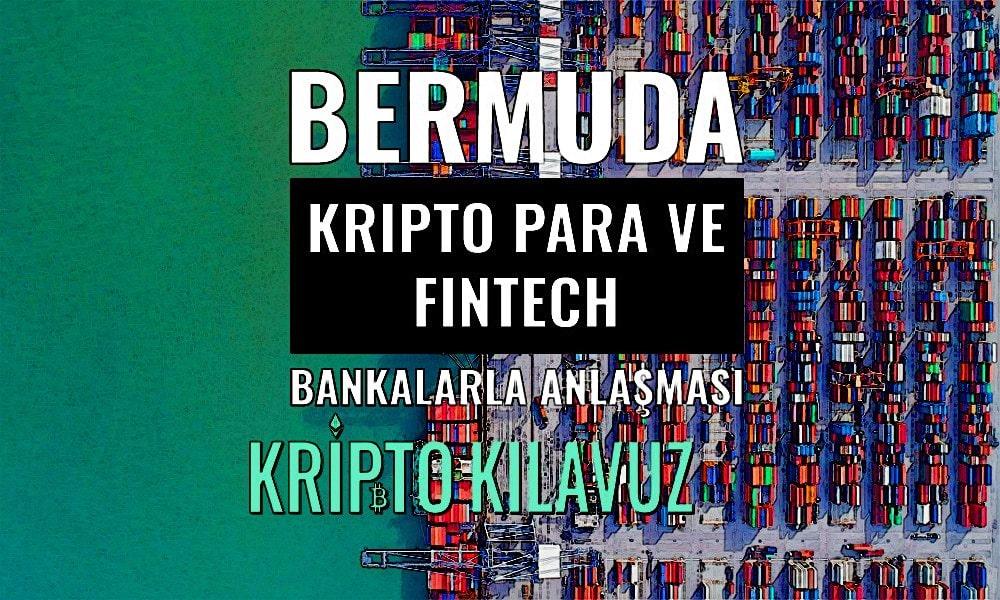 Bermuda Kripto Para Girişimleri New York'ta Banka Hesabı Açabiliyorlar!