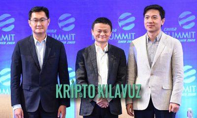 Çin Internet Devi Alibaba Blockchain Ortaklıklarını Duyurdu!