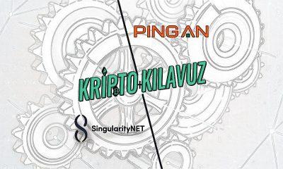 Çin Sigorta Devi Ping Blockchain Tabanlı Yapay Zeka Startup'ı SingularityNET ile Ortak Oldu