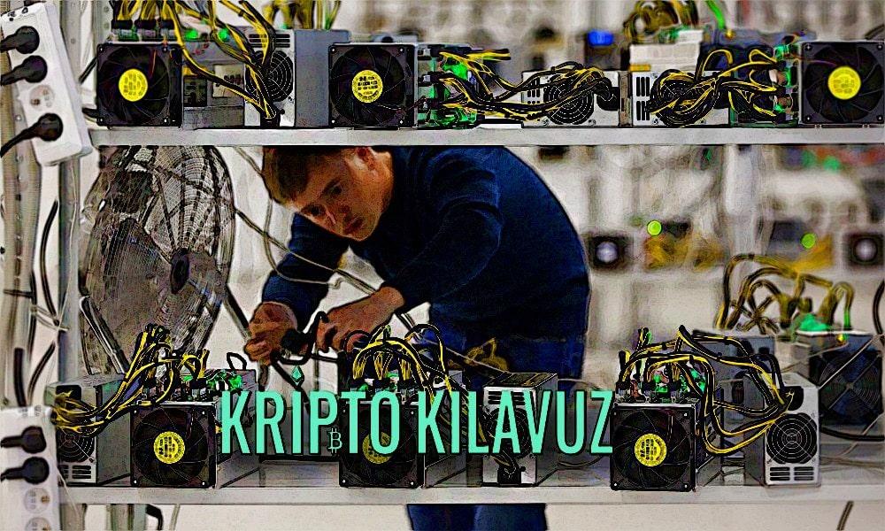 Çinli Bitcoin Madencileri 1 Milyon Kripto Para Maden Makinesini Etkinleştirmeye Hazırlandı!