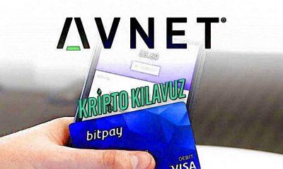 Fortune 500'de Yer Alan Avnet 2 Milyon Müşterisiyle Birlikte Bitcoin'e Adapte Oluyor