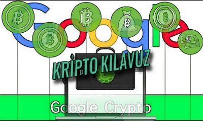 Google Kripto Paralar İçin Yeni Bir Şeyler İnşaat Etme Peşinde