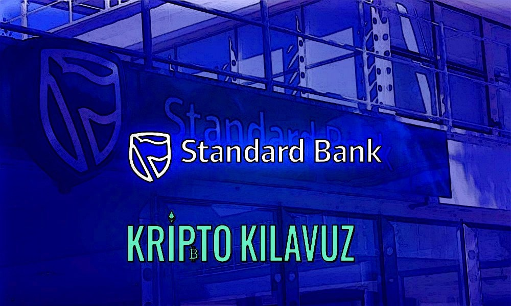 Güney Afrika da Standart Bankası, Yurt dışı Borsa Hizmetleri Blockchain'i Piyasaya Sunuyor