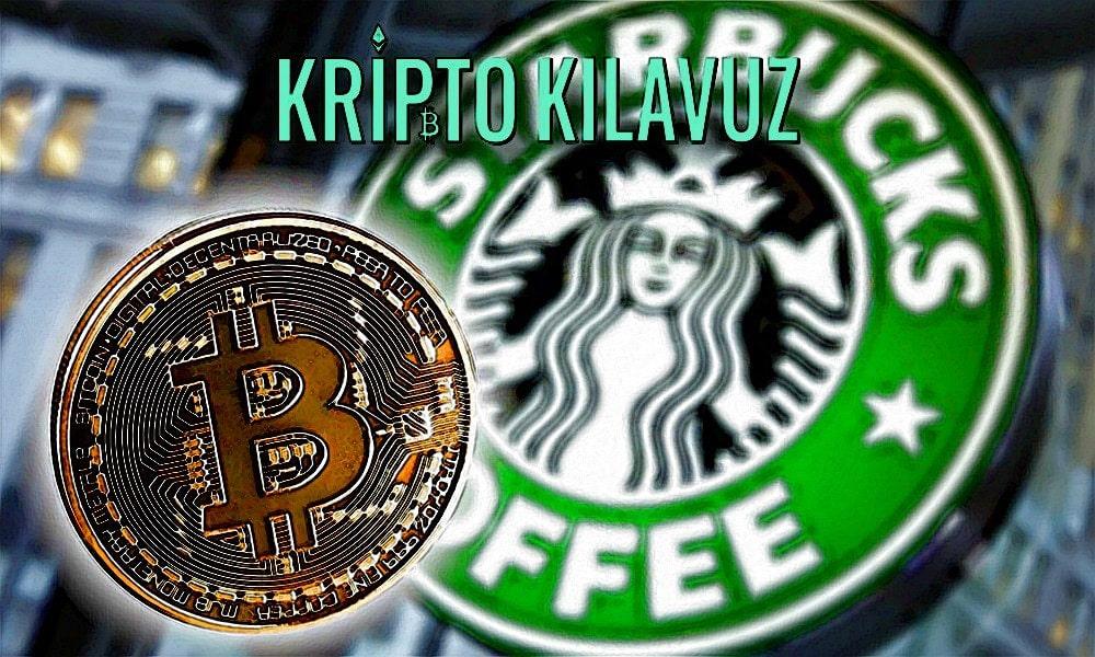 Starbucks Bitcoin Ödemelerini Mağazalara Entegre Etmek İçin Bakkt İle Ortaklık Kuruyor!