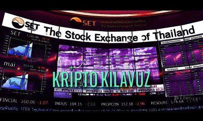 Tayland Borsası 2020'de Kripto Para Platformunu Piyasaya Sürmeyi Planlıyor