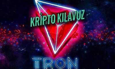 Tron (TRX) Dapps Yükseliyor, Tron Haftalık İşlem Hacminde %207 Arttı!