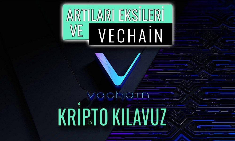 VeChain (VET) Artıları ve Eksileri