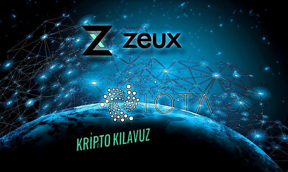 Zeux İle IOTA Dünya Çapında Yüzlerce Perakende Mağazasına Getiriliyor!