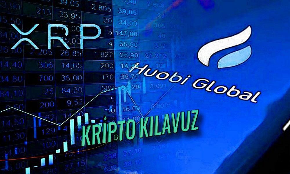 ABD Tabanlı Huobi.com Üç XRP İşlem Çeşidi Daha Sağlamaya Başlayacak!