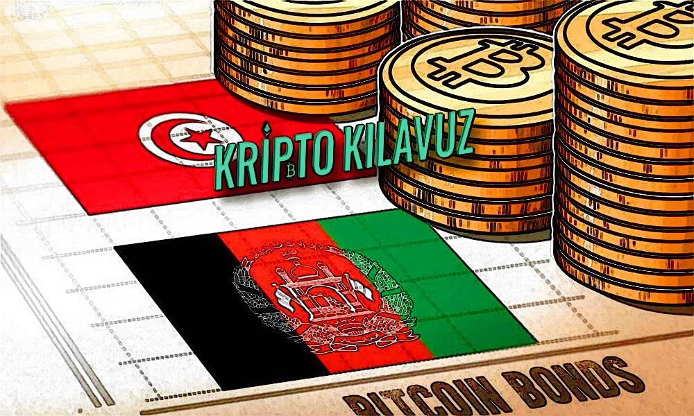 Afganistan ve Tunus Merkez Bankaları Bitcoin Tahvili Vermeyi Düşünüyor!