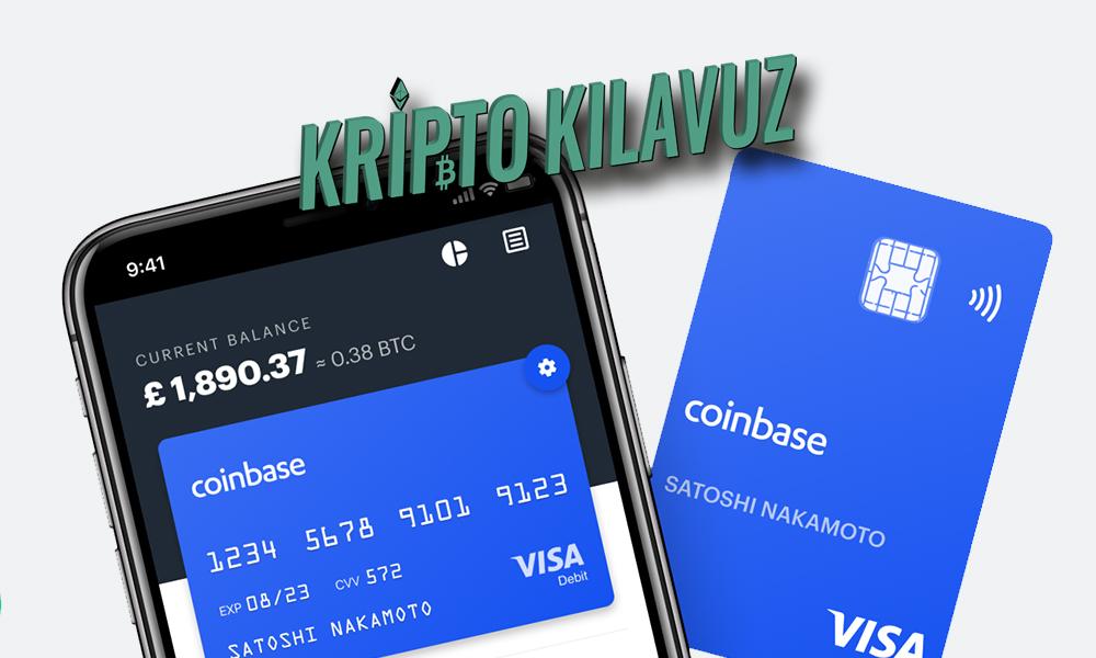 Coinbase Kripto Para Borsası, İngiltere'deki Müşteriler için Coinbase Kartını Piyasaya Sürdü