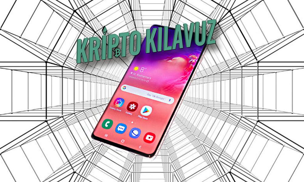 Samsung Kripto Cüzdanı Ledger'a Yatırım Yapıyor!